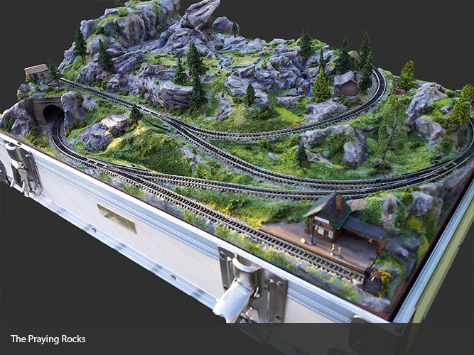 Mountain Lake Model Railway 02
