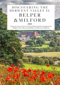 Derwent Valley Mills World Heritage Site Pt 2 - Cover
