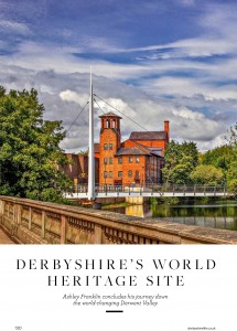Derwent Valley Mills World Heritage Site Pt 3 - Cover