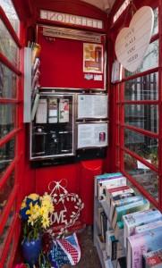 Milford Telephone Box 001