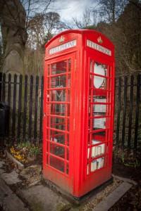 Milford Telephone Box 006