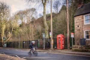 Milford Telephone Box 007