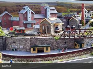 Mountain Lake Model Railway 01