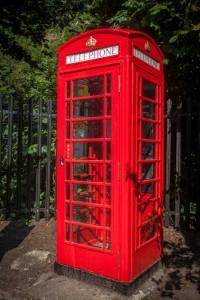 Telephone Kiosk 002
