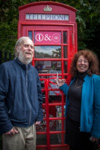 Milford Telephone Box Opening 001
