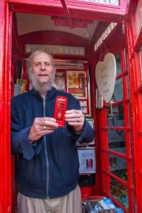 Milford Telephone Box Opening 004
