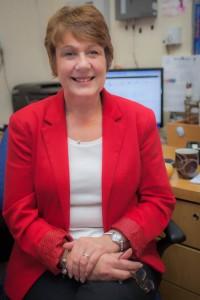 Paula Fox, Head Teacher - Milford Primary 001