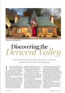 Derwent Valley Mills World Heritage Site Pt 1 - Cover