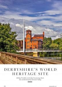Derwent Valley Mills World Heritage Site Pt 3 - Cover