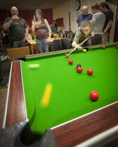 Milford Social Pool Table 005
